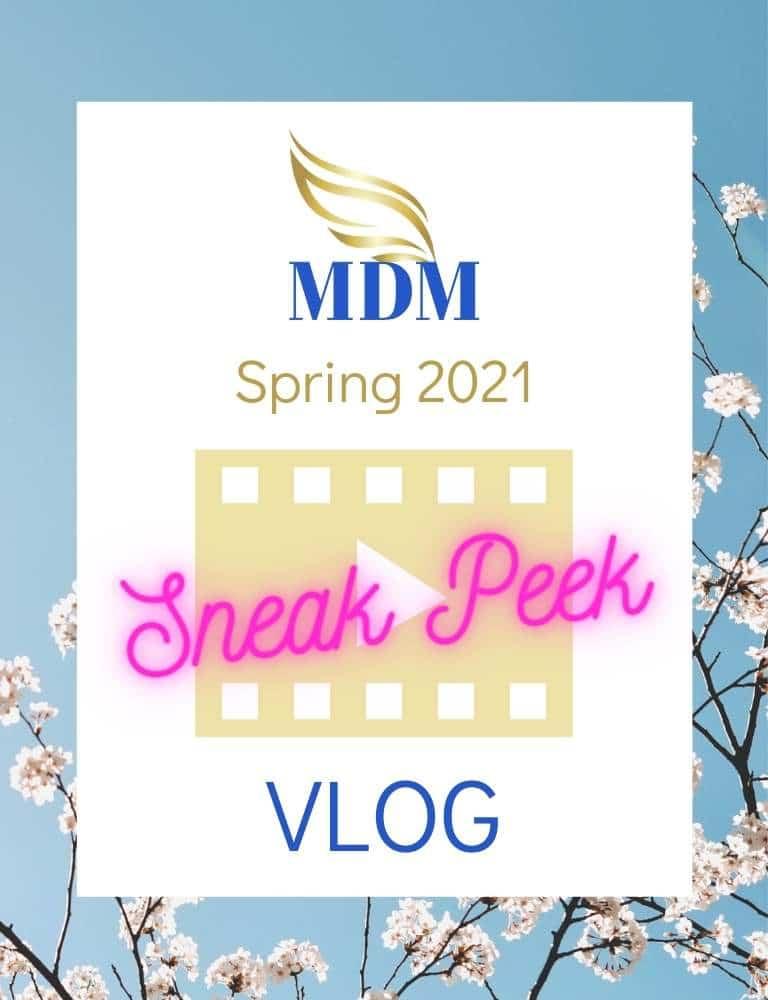 Sneak Peek vlog